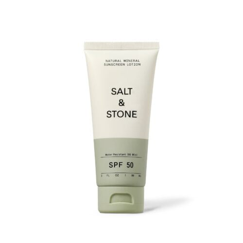 Salt and stone SPF50 lotion