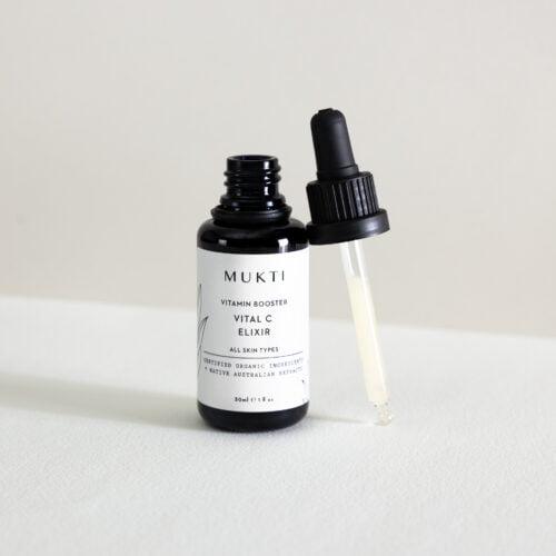 Mukti Organics Vitamin Booster Vital C Elixir