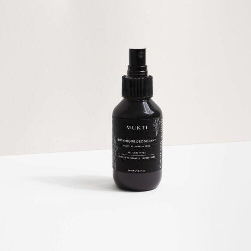 Mukti Organics Botanique Deodorant