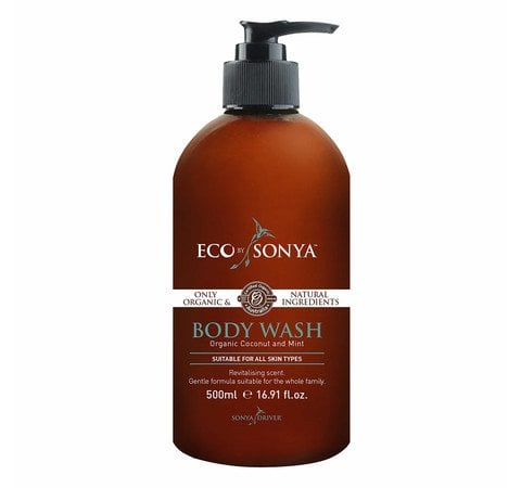 Eco by Sonya Coconut Mint Body Wash