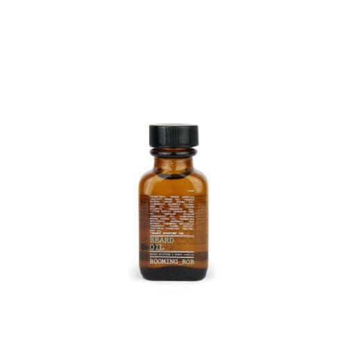 Booming Bob Beard Oil Sweet Vanilla