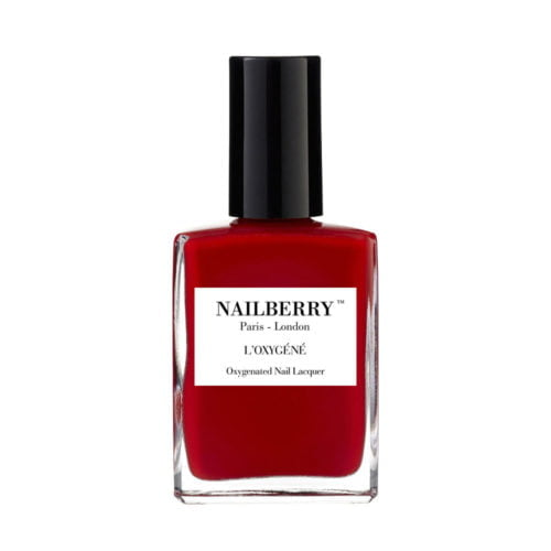 Nailberry L'Oxygéné - Rouge