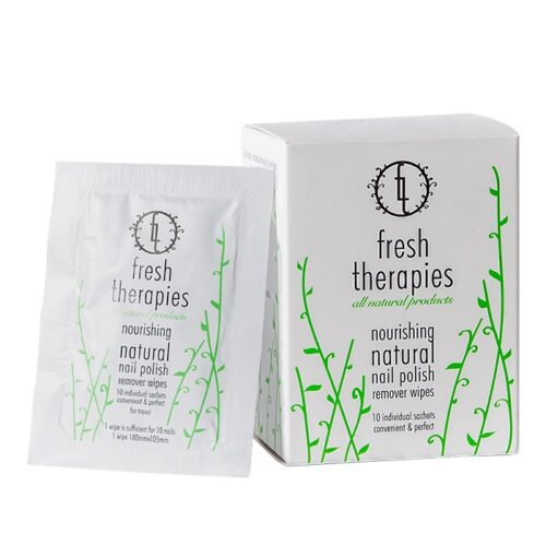 Fresh Therapies - Nail Polish Remover Wipes