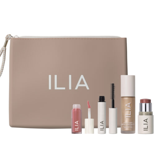Ilia Hello Clean makeup kit
