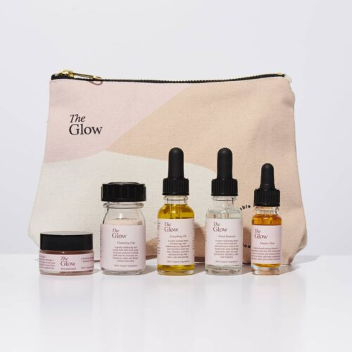 The Glow Travel Set