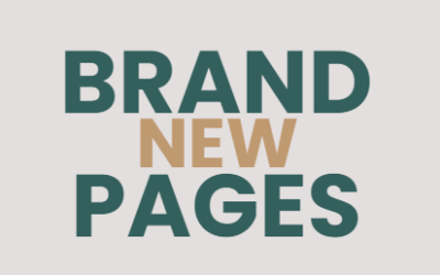 mooi new brand pages