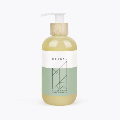 Per Purr Herbal Shower Gel