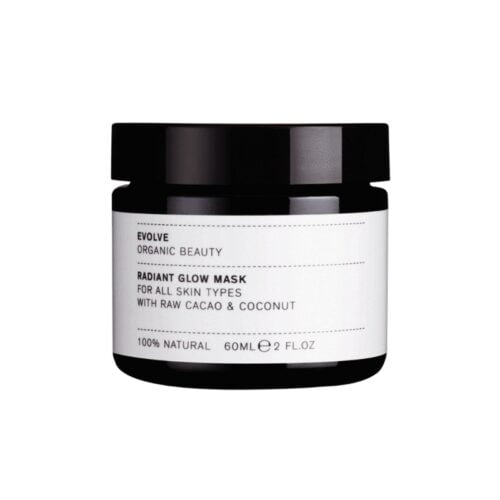 evolve glow mask without blueberries
