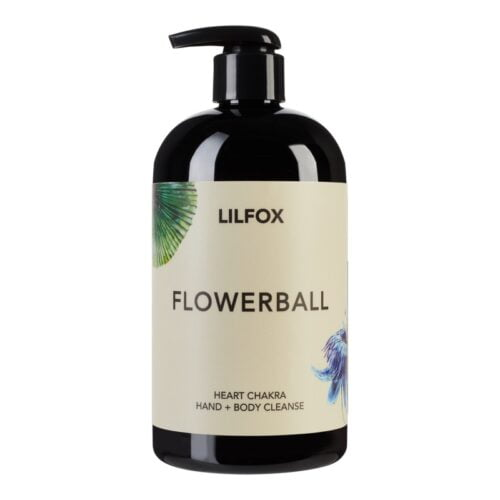 Lilfox Flowerball Cleanser