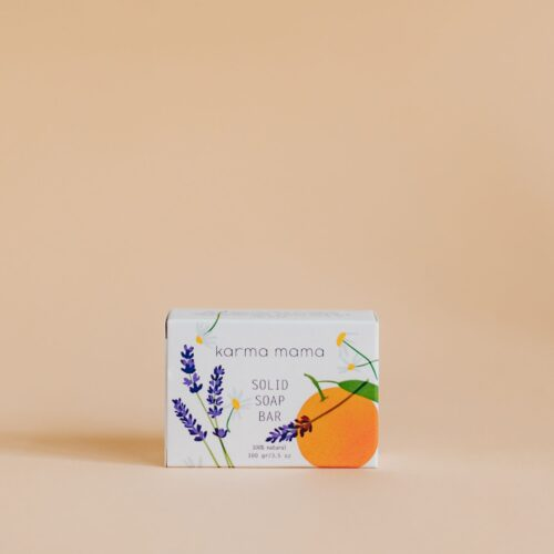 Karma mama solid soap bar