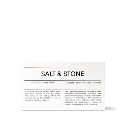 Salt& Stone Cleansing Wipes