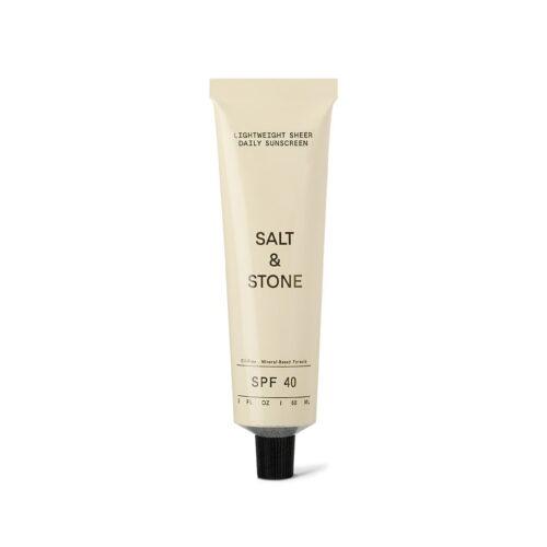 salt and stone lightweight sunscreen spf40