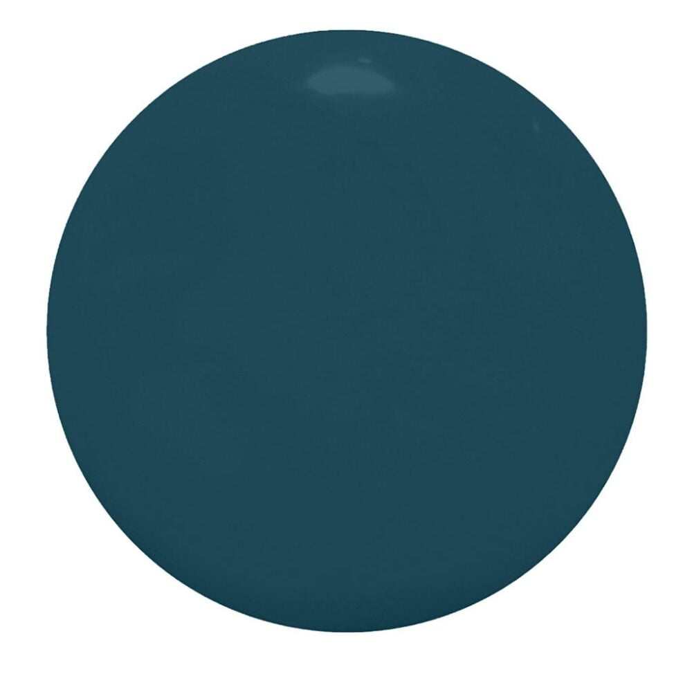 nailberry teal we meet again swatch
